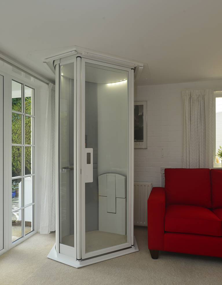 Terry lifestyle ascier for Small home elevators prices