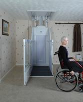 de surface dans votre maison pourquoi ne pas envisager un lvateur personnel plus spacieux qui ressemble un ascenseur mais nen est pas un