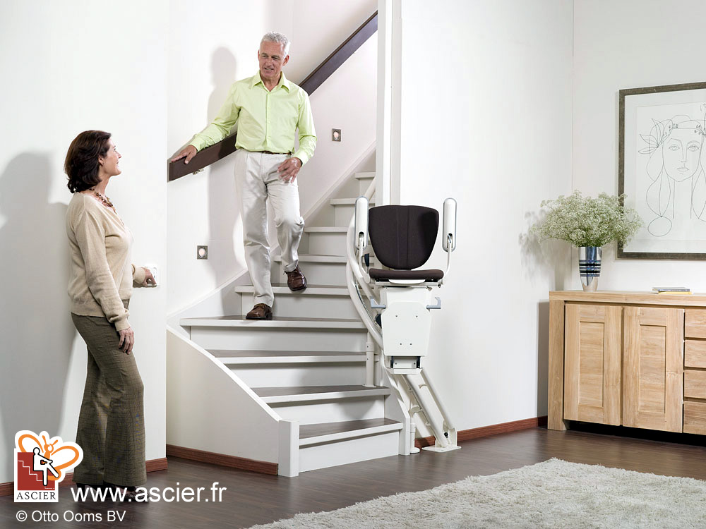 entreprise installation monte escalier SHOELCHER